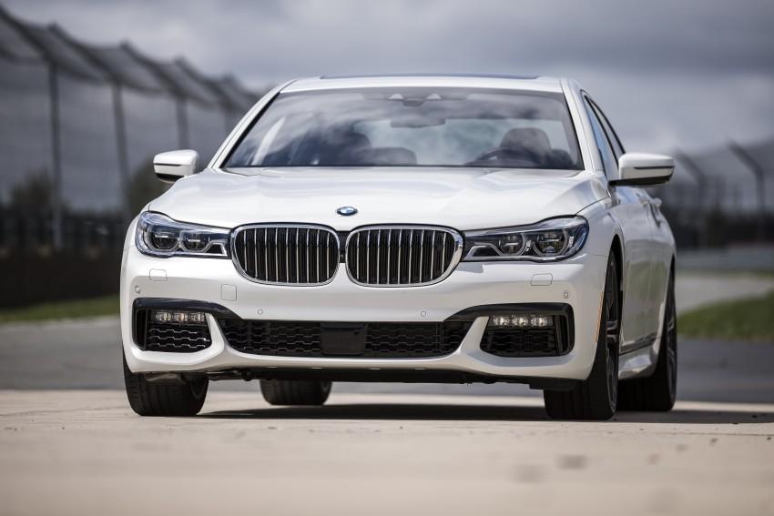 MEGA GALLERY: G11 BMW 7 Series in detail Image #391622