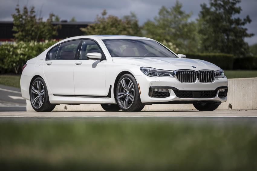 MEGA GALLERY: G11 BMW 7 Series in detail Image #391624