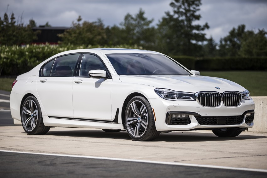 MEGA GALLERY: G11 BMW 7 Series in detail Image #391627