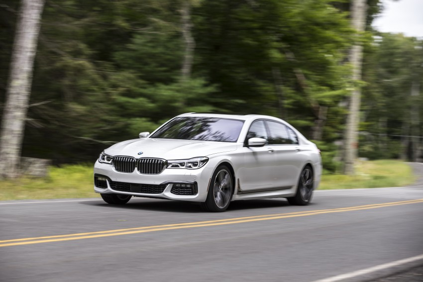 MEGA GALLERY: G11 BMW 7 Series in detail Image #391631