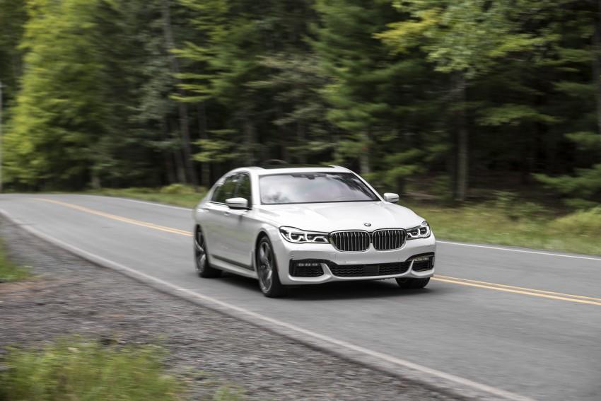 MEGA GALLERY: G11 BMW 7 Series in detail Image #391633