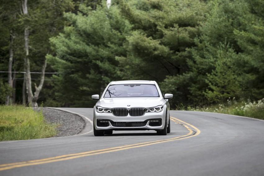 MEGA GALLERY: G11 BMW 7 Series in detail Image #391636