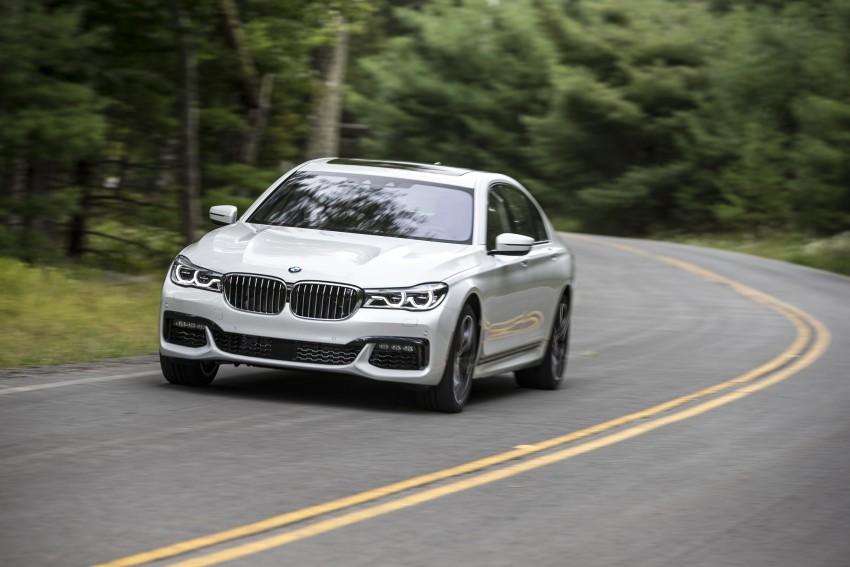 MEGA GALLERY: G11 BMW 7 Series in detail Image #391639