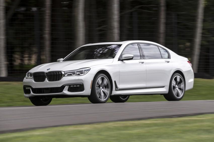 MEGA GALLERY: G11 BMW 7 Series in detail Image #391647