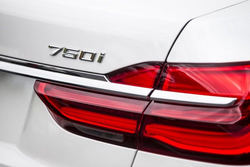 MEGA GALLERY: G11 BMW 7 Series in detail Image #391652