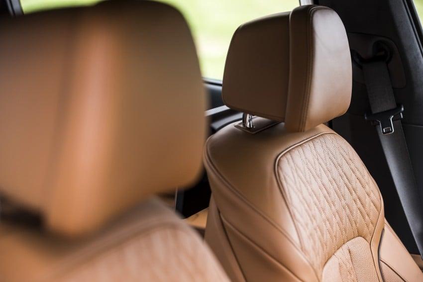MEGA GALLERY: G11 BMW 7 Series in detail Image #391655