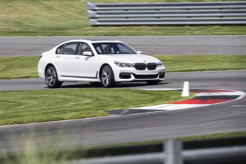 MEGA GALLERY: G11 BMW 7 Series in detail Image #391682