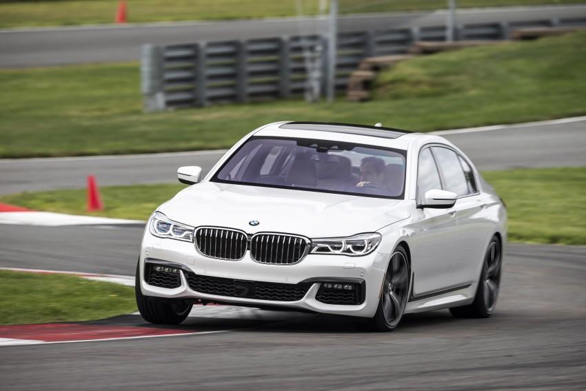 MEGA GALLERY: G11 BMW 7 Series in detail Image #391686