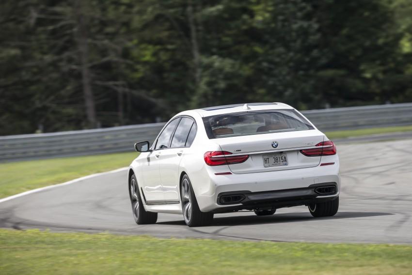 MEGA GALLERY: G11 BMW 7 Series in detail Image #391689