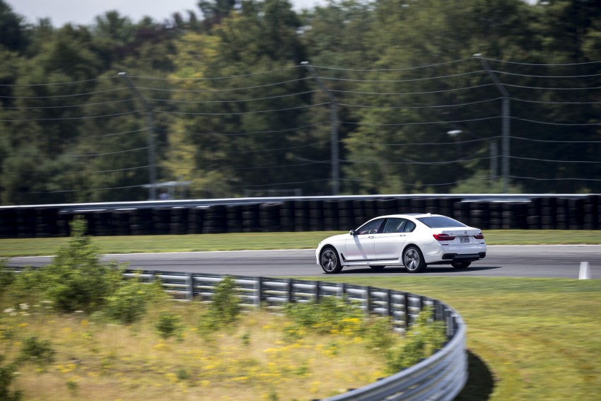 MEGA GALLERY: G11 BMW 7 Series in detail Image #391696