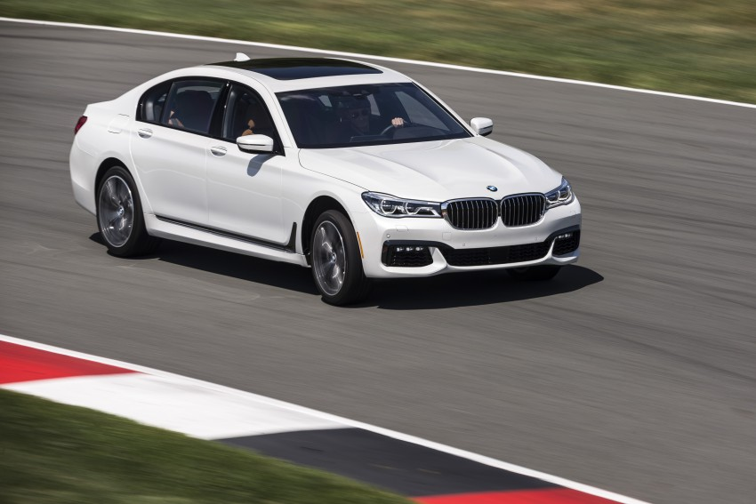 MEGA GALLERY: G11 BMW 7 Series in detail Image #391700