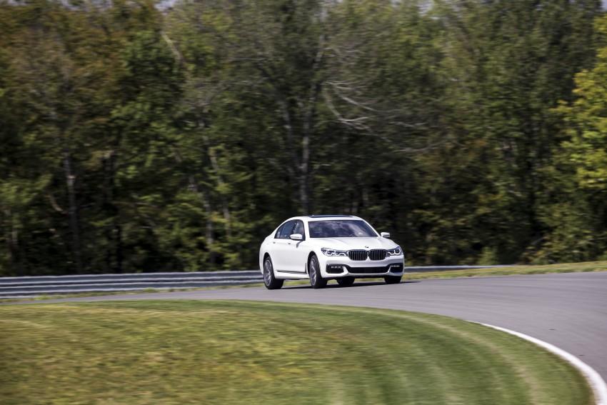 MEGA GALLERY: G11 BMW 7 Series in detail Image #391702