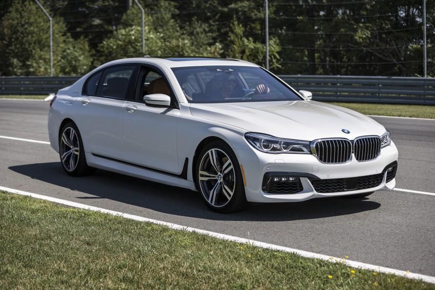 MEGA GALLERY: G11 BMW 7 Series in detail Image #391707