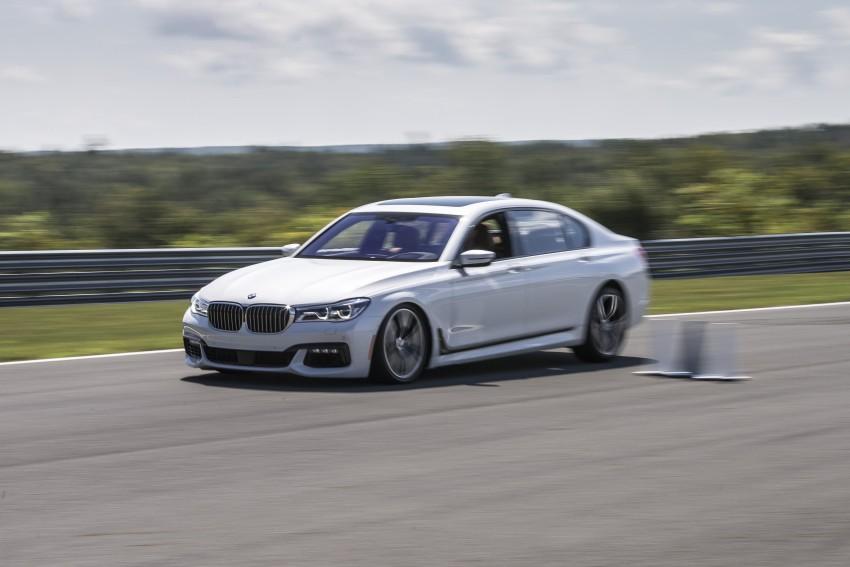 MEGA GALLERY: G11 BMW 7 Series in detail Image #391709