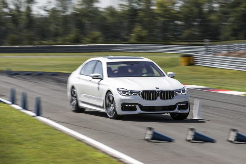MEGA GALLERY: G11 BMW 7 Series in detail Image #391714