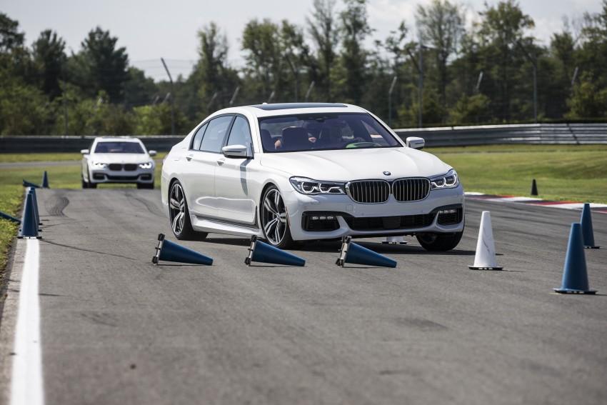 MEGA GALLERY: G11 BMW 7 Series in detail Image #391718