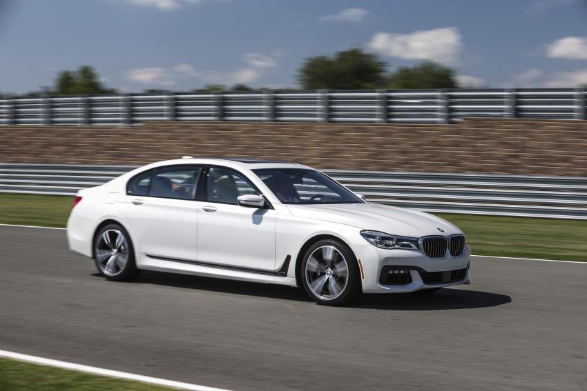MEGA GALLERY: G11 BMW 7 Series in detail Image #391720
