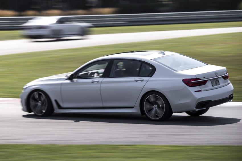 MEGA GALLERY: G11 BMW 7 Series in detail Image #391724