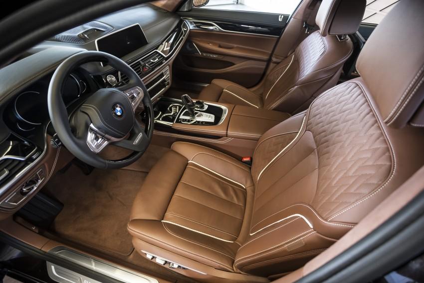 MEGA GALLERY: G11 BMW 7 Series in detail Image #391729