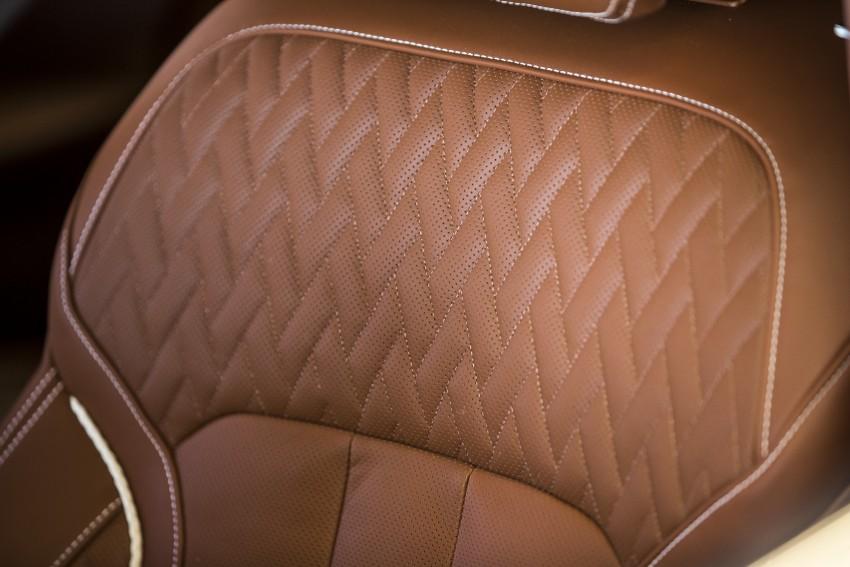 MEGA GALLERY: G11 BMW 7 Series in detail Image #391731