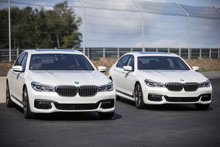 MEGA GALLERY: G11 BMW 7 Series in detail Image #391732