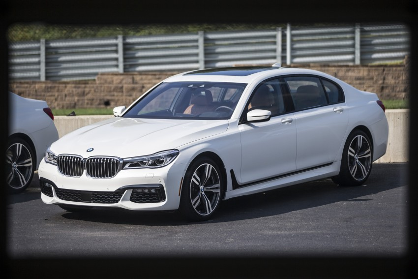 MEGA GALLERY: G11 BMW 7 Series in detail Image #391734