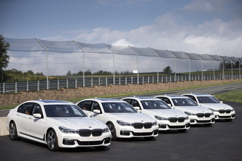 MEGA GALLERY: G11 BMW 7 Series in detail Image #391735