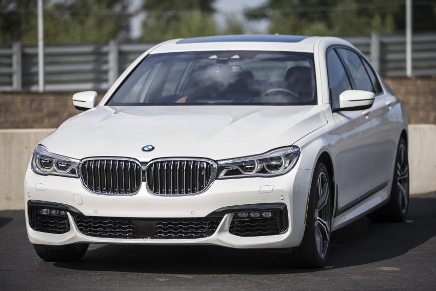 MEGA GALLERY: G11 BMW 7 Series in detail Image #391736
