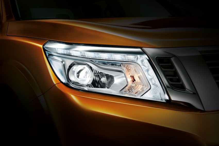 Nissan NP300 Navara coming to Malaysia in Nov 2015 Image #388992