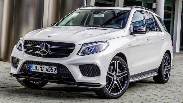 mercedes benz gle 450 amg 4matic introduced. Black Bedroom Furniture Sets. Home Design Ideas