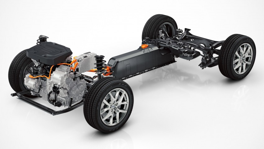 Volvo CMA compact platform – first model out 2017 Image #393051