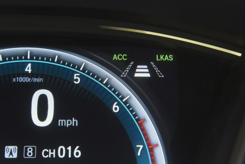 2016 Honda Civic – full technical details on the 10th gen sedan, which benchmarks the 3 Series, C-Class Image #394107