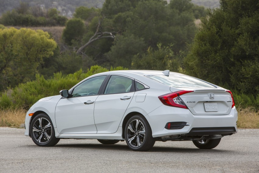 2016 Honda Civic – full technical details on the 10th gen ...