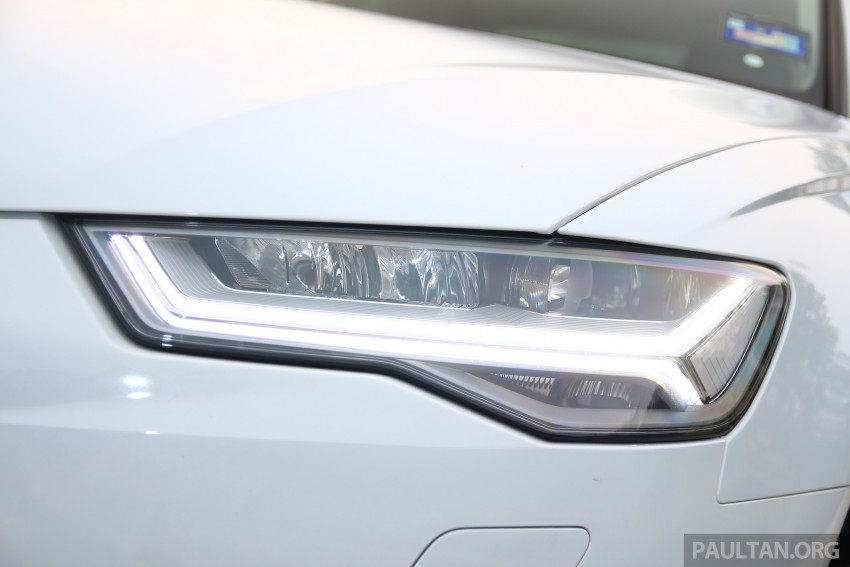 DRIVEN: 2015 Audi A6 1.8 TFSI – is cheaper better? Image #393181