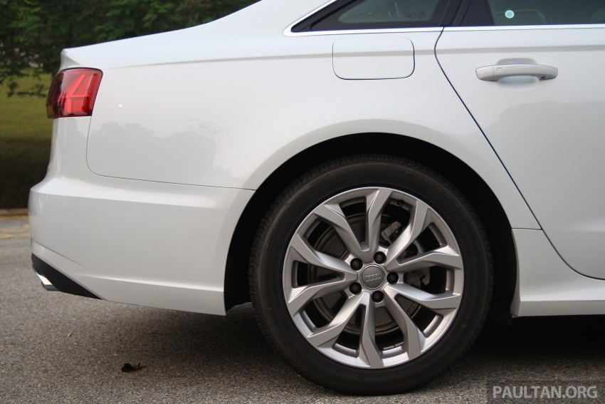 DRIVEN: 2015 Audi A6 1.8 TFSI – is cheaper better? Image #393189