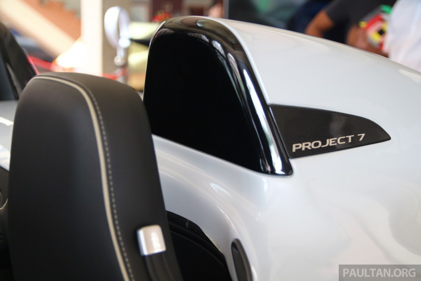 GALLERY: Jaguar F-Type Project 7 on display in Malaysia – legendary XJ220 supercar also on show Image #387438