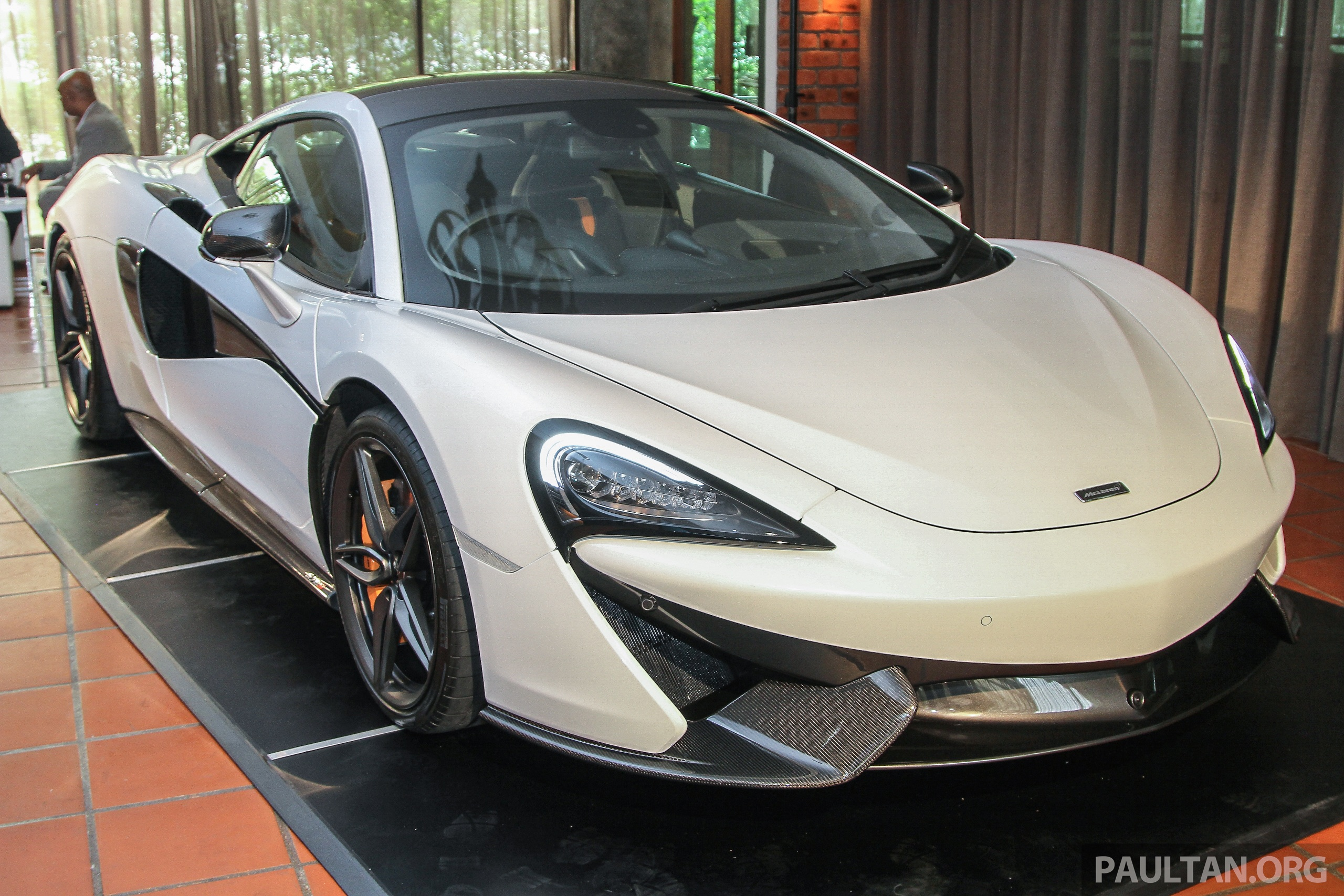 Mclaren 570s Sports Series Now In M Sia Rm1 68m