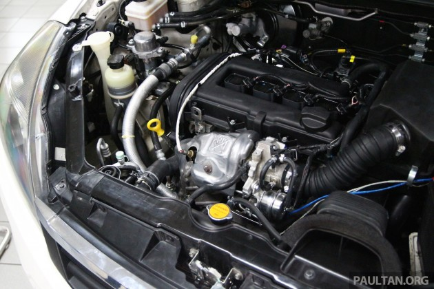 Proton new GDI and TGDI engines detailed