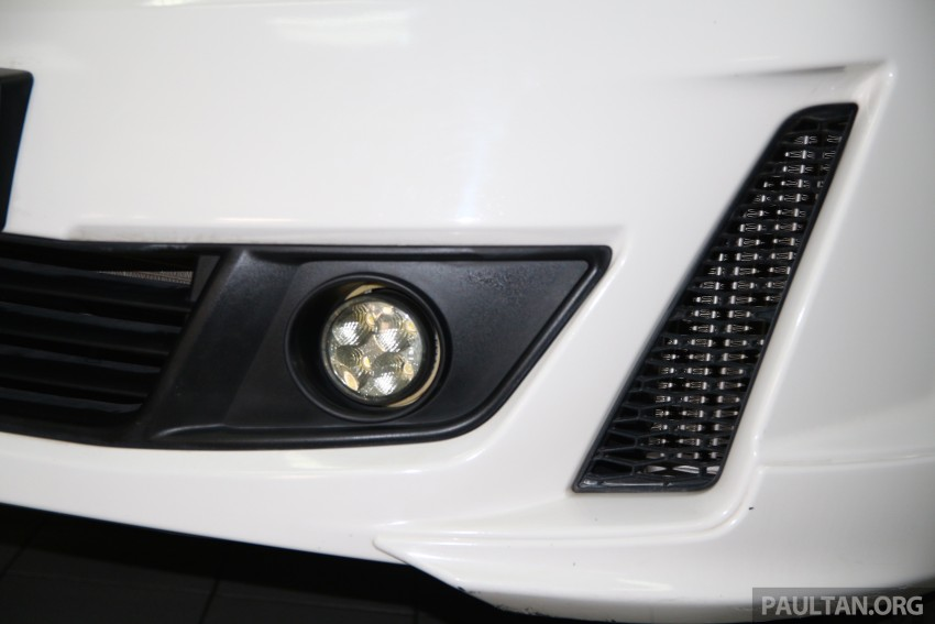 Proton Iriz and Exora 1.3 turbo, six-speed manual prototypes with 140 hp and 190 Nm previewed Image #387751