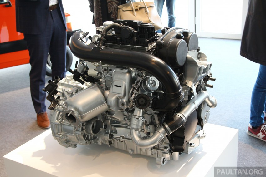Volvo details new 1.5 litre, three-cyl T5 Twin Engine, seven-speed DCT for future XC40 SUV, V40 hatch Image #398785