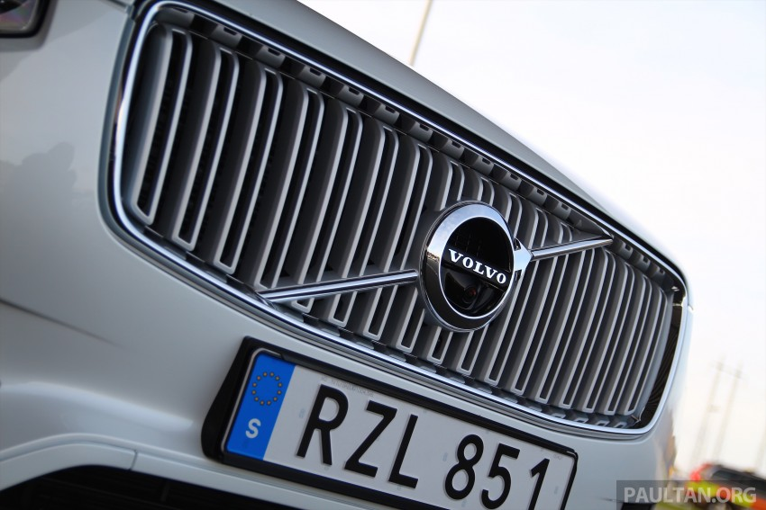 DRIVEN: Volvo XC90 T8 Twin Engine PHEV in Sweden Image #399325