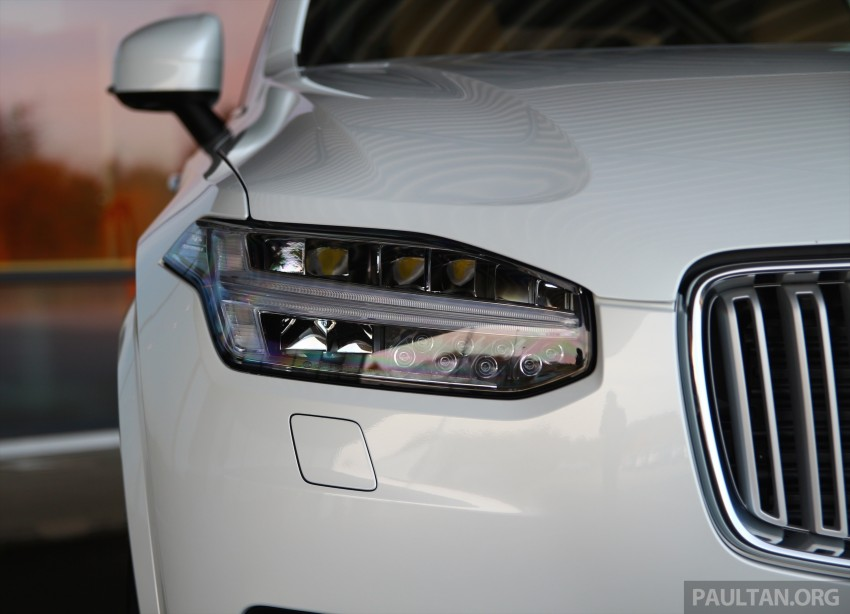 DRIVEN: Volvo XC90 T8 Twin Engine PHEV in Sweden Image #399326