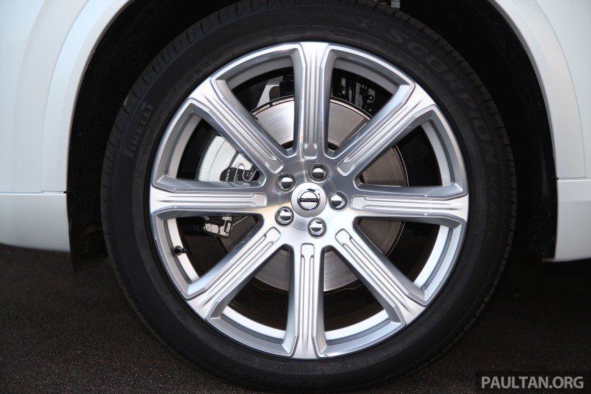 DRIVEN: Volvo XC90 T8 Twin Engine PHEV in Sweden Image #399329