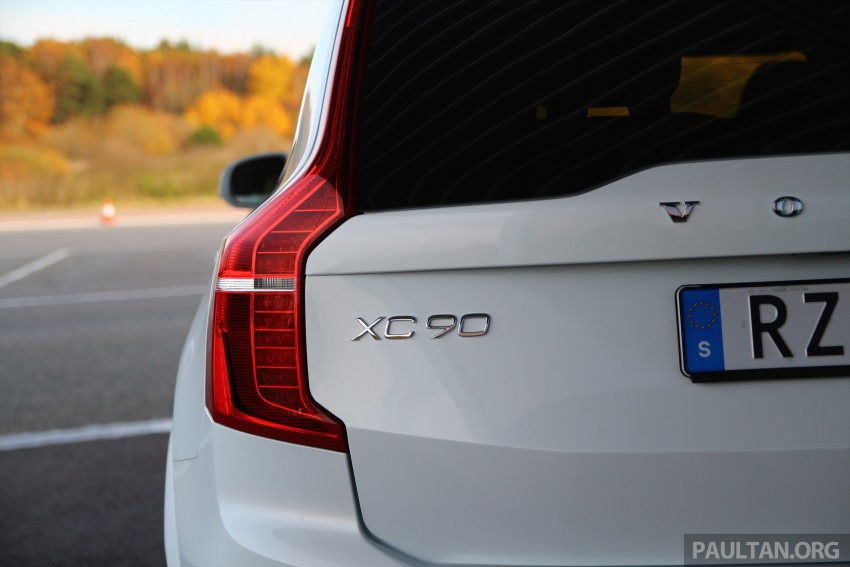 DRIVEN: Volvo XC90 T8 Twin Engine PHEV in Sweden Image #399331
