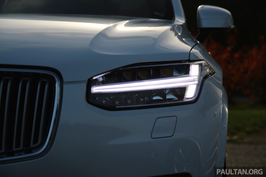 DRIVEN: Volvo XC90 T8 Twin Engine PHEV in Sweden Image #399333