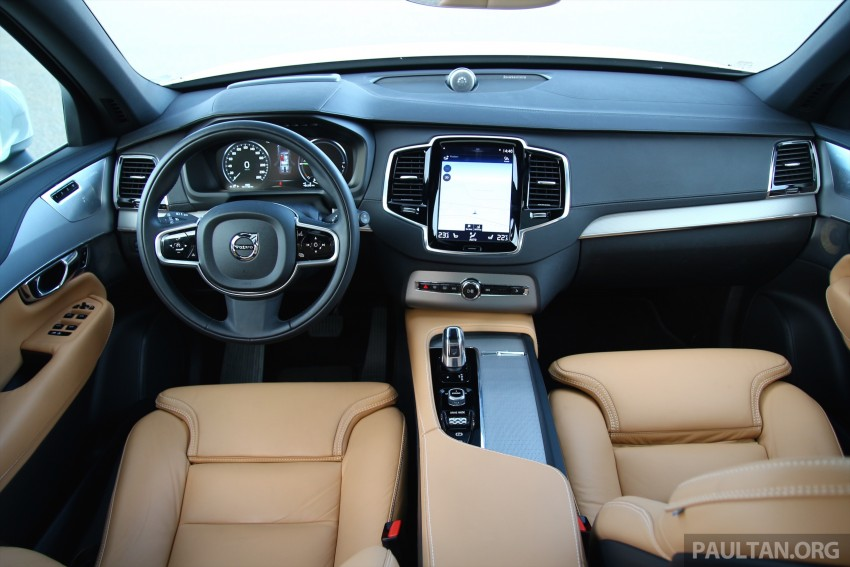 DRIVEN: Volvo XC90 T8 Twin Engine PHEV in Sweden Image #399339