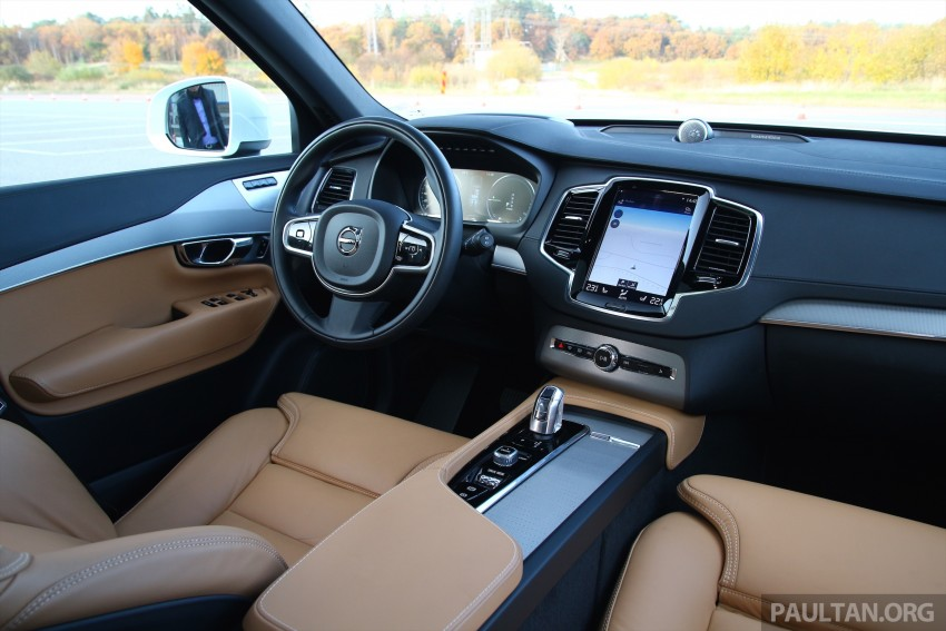 DRIVEN: Volvo XC90 T8 Twin Engine PHEV in Sweden Image #399342