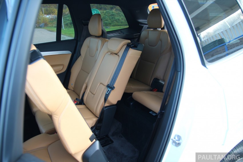 DRIVEN: Volvo XC90 T8 Twin Engine PHEV in Sweden Image #399358