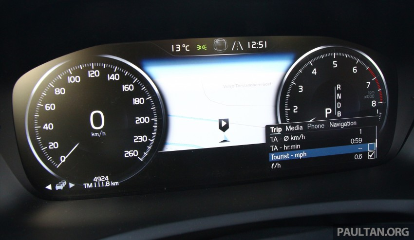 DRIVEN: Volvo XC90 T8 Twin Engine PHEV in Sweden Image #399365