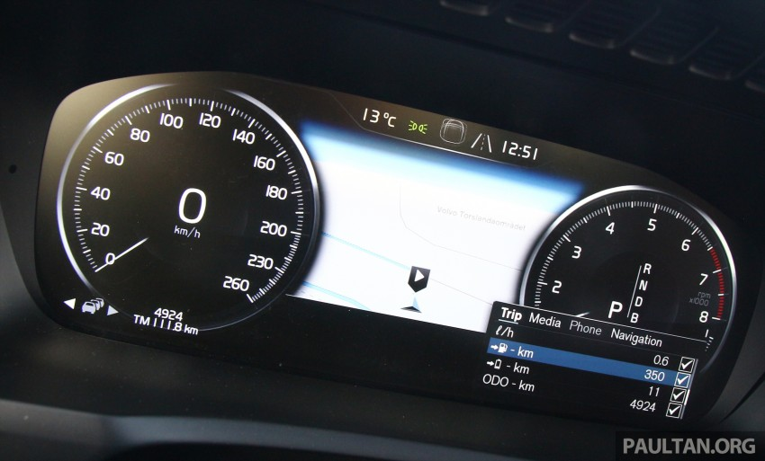 DRIVEN: Volvo XC90 T8 Twin Engine PHEV in Sweden Image #399368